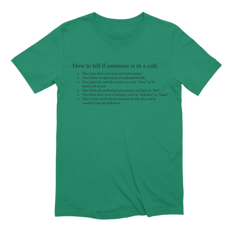 Classic Cult Men's Extra Soft T-Shirt by Resistance Merch