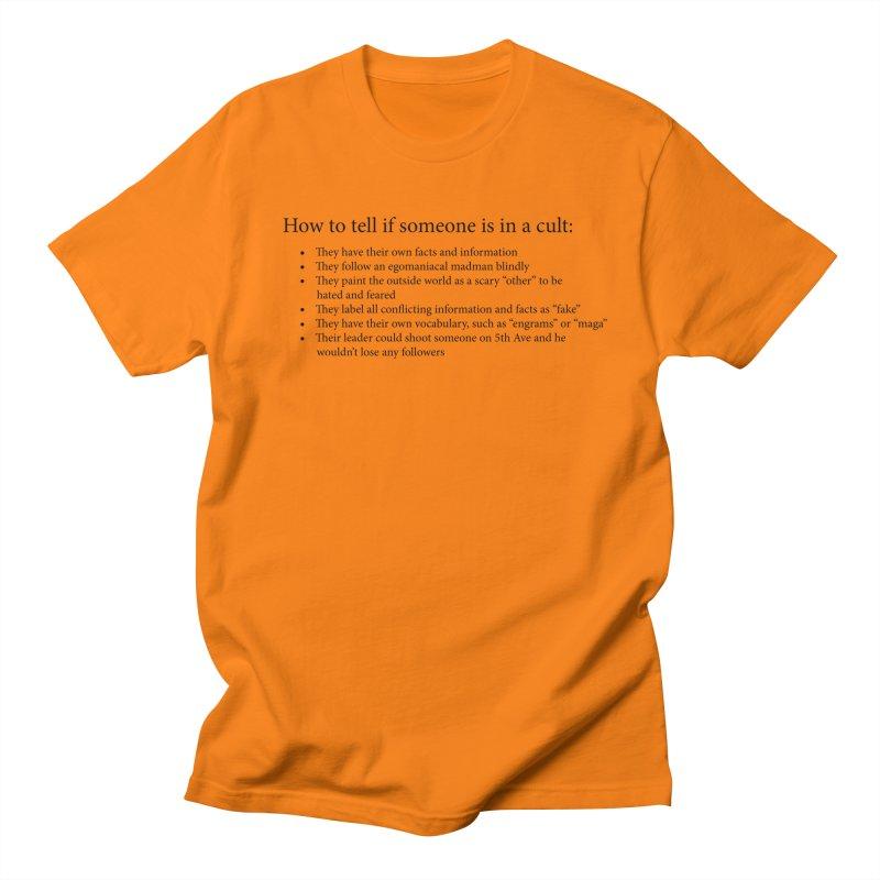 Classic Cult Women's Regular Unisex T-Shirt by Resistance Merch