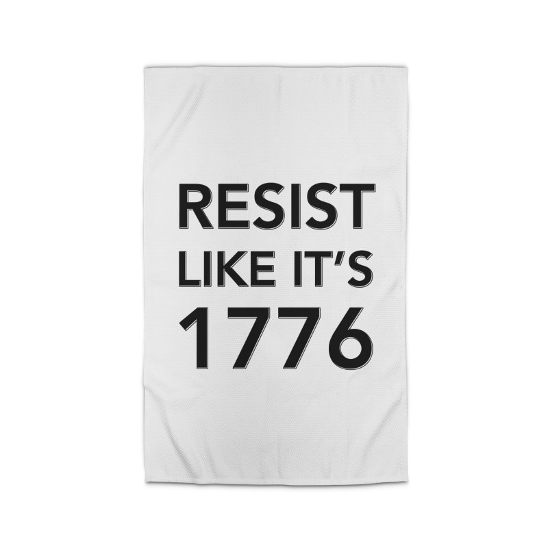 Resist Like it's 1776 Home Rug by Resistance Merch