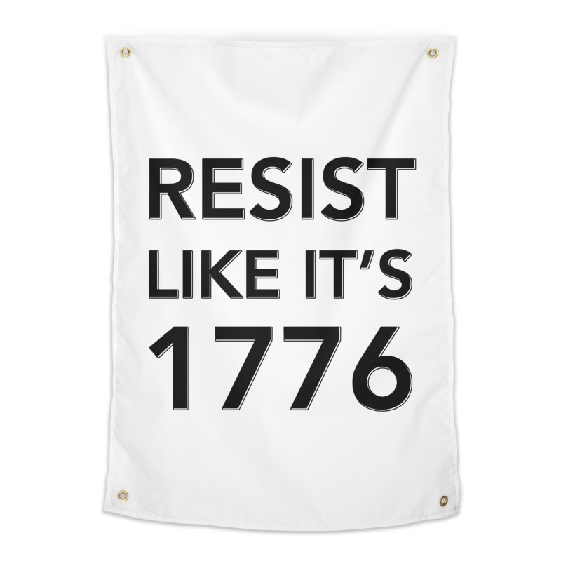 Resist Like it's 1776 Home Tapestry by Resistance Merch