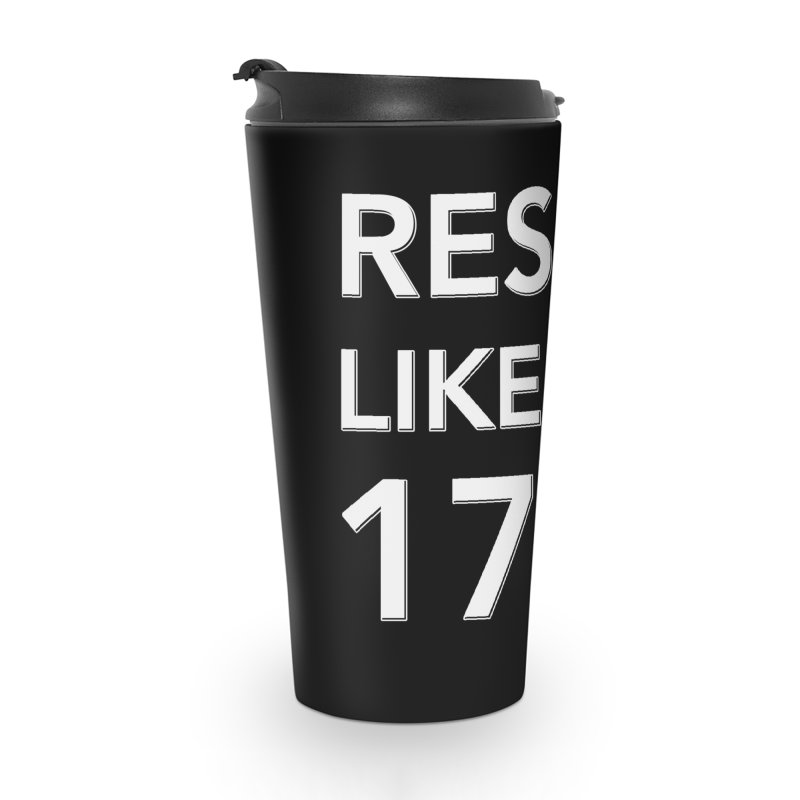 Resist Like it's 1776 — for dark backgrounds Accessories Travel Mug by Resistance Merch