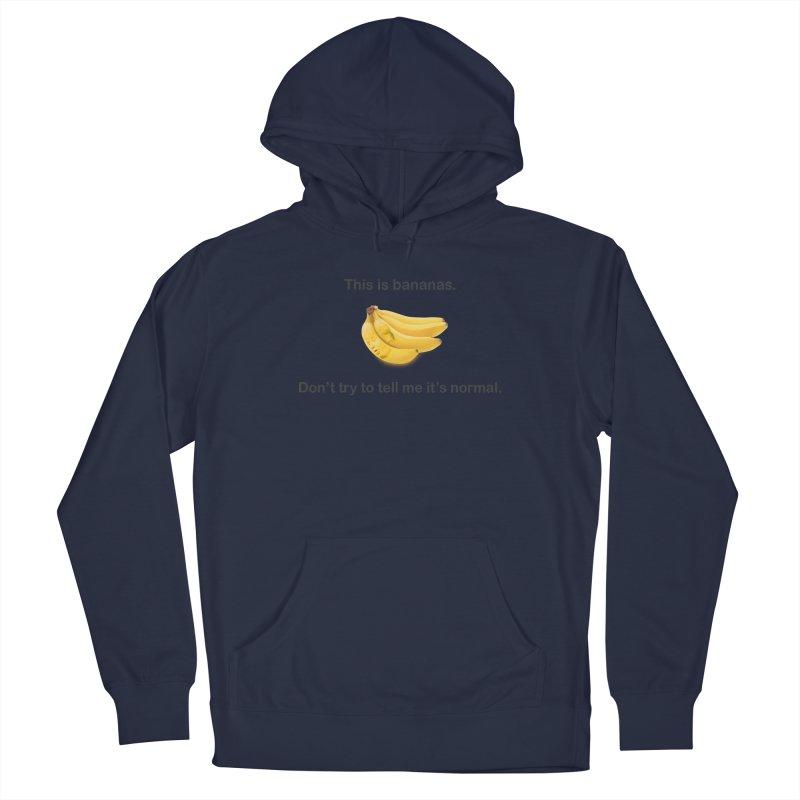 Bananas Men's Pullover Hoody by Resistance Merch