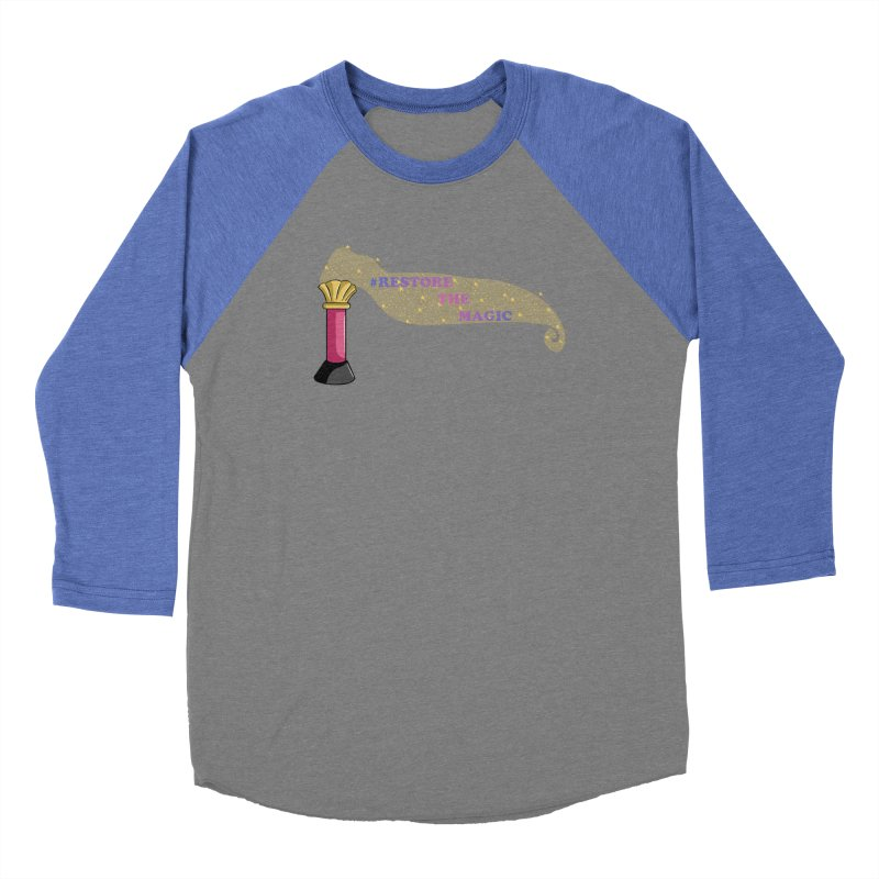 Restore The Magic Men's Longsleeve T-Shirt by RestoreTheMagic's Artist Shop