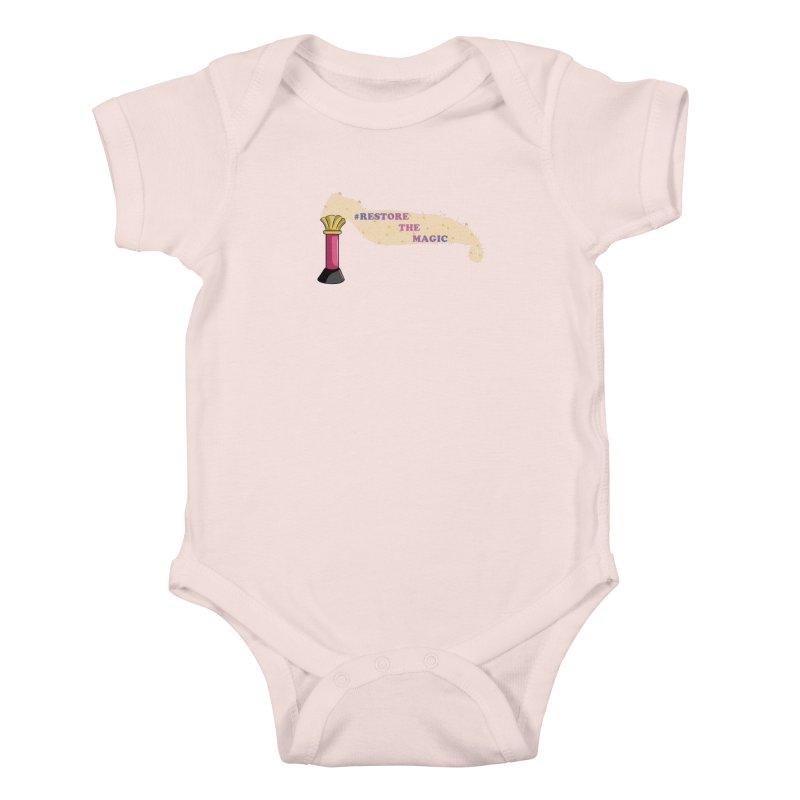 Restore The Magic Kids Baby Bodysuit by RestoreTheMagic's Artist Shop