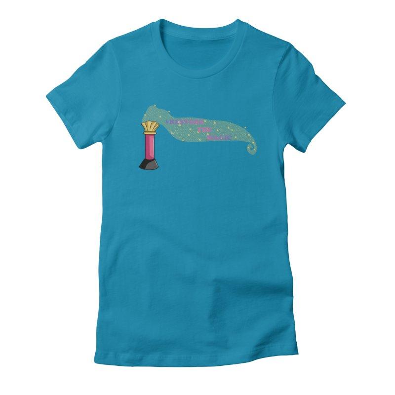 Restore The Magic Women's T-Shirt by RestoreTheMagic's Artist Shop