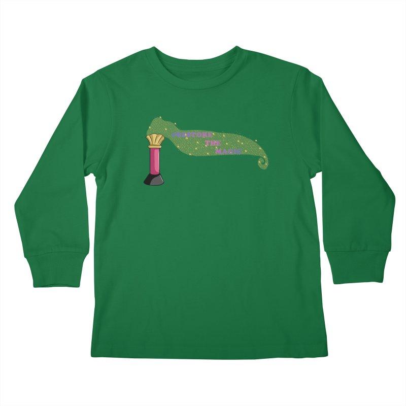 Restore The Magic Kids Longsleeve T-Shirt by RestoreTheMagic's Artist Shop