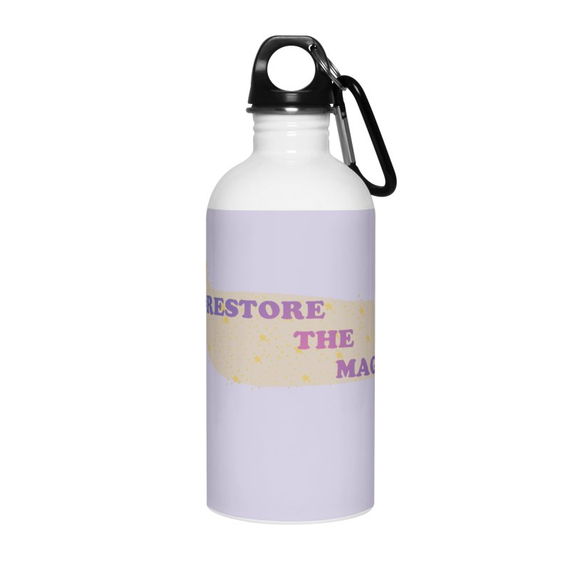 Restore The Magic Accessories Water Bottle by RestoreTheMagic's Artist Shop