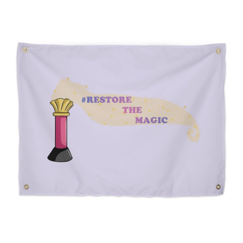 Restore The Magic Home Tapestry by RestoreTheMagic's Artist Shop