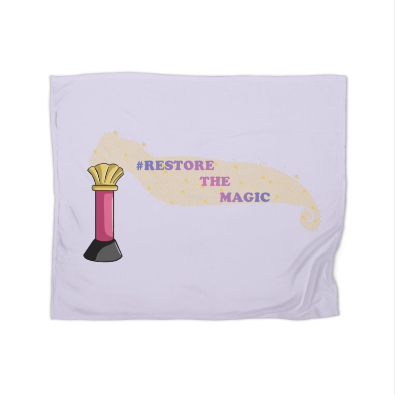 Restore The Magic Home Blanket by RestoreTheMagic's Artist Shop