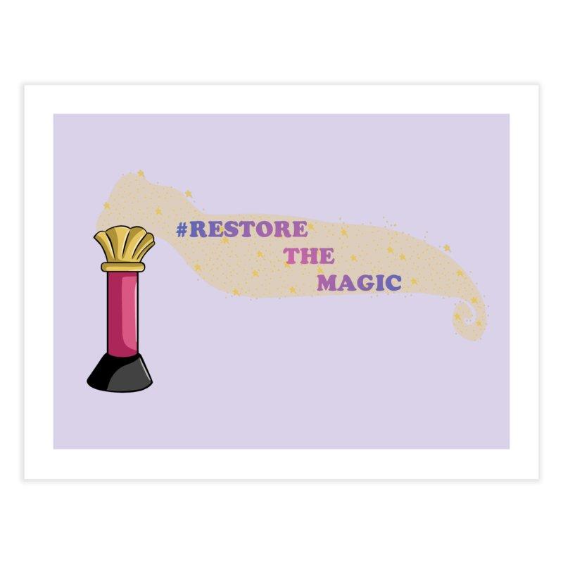 Restore The Magic Home Fine Art Print by RestoreTheMagic's Artist Shop