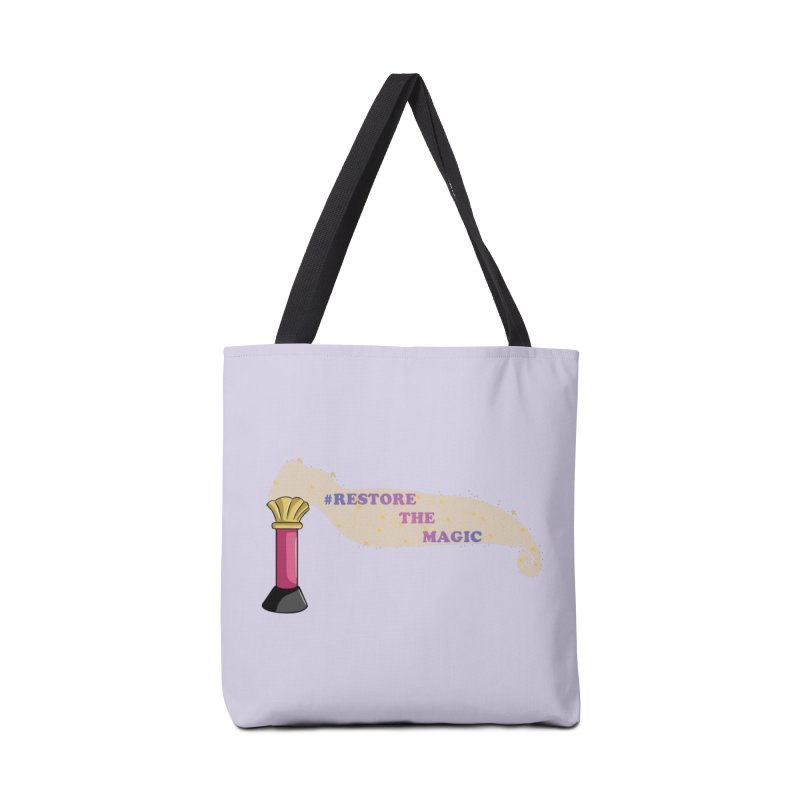 Restore The Magic Accessories Tote Bag Bag by RestoreTheMagic's Artist Shop