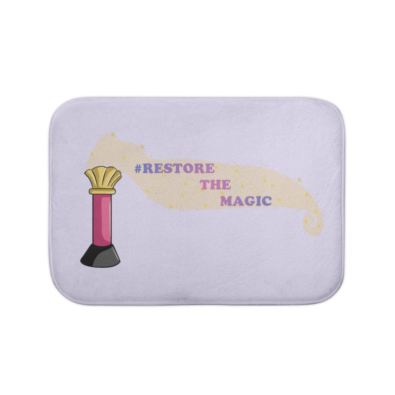 Restore The Magic Home Bath Mat by RestoreTheMagic's Artist Shop