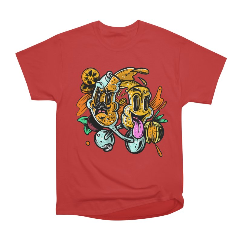 Mimos Women's Heavyweight Unisex T-Shirt by RevengeLover's Corner of the Web