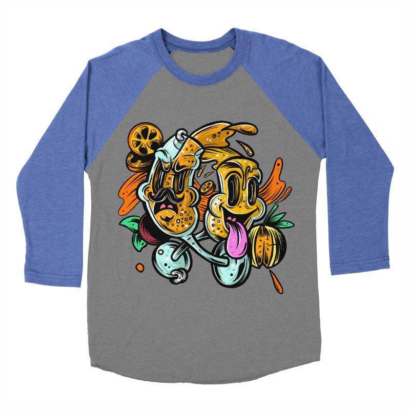 Mimos Women's Baseball Triblend Longsleeve T-Shirt by RevengeLover's Corner of the Web