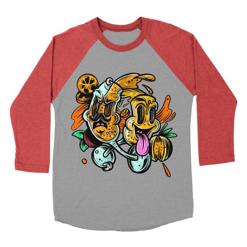 Mimos Men's Baseball Triblend Longsleeve T-Shirt by RevengeLover's Corner of the Web