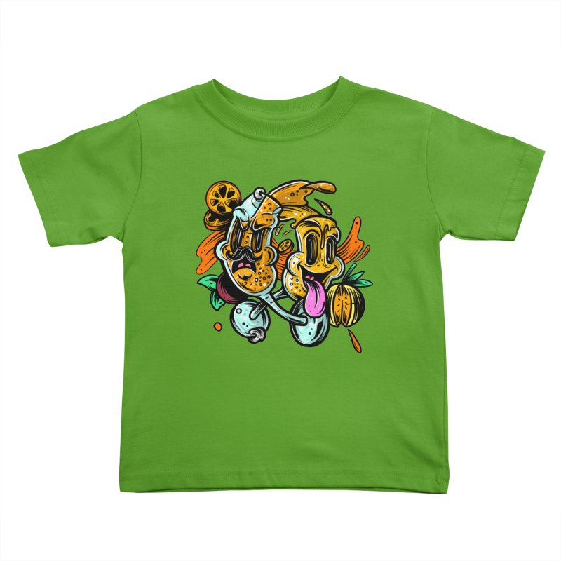 Mimos Kids Toddler T-Shirt by RevengeLover's Corner of the Web