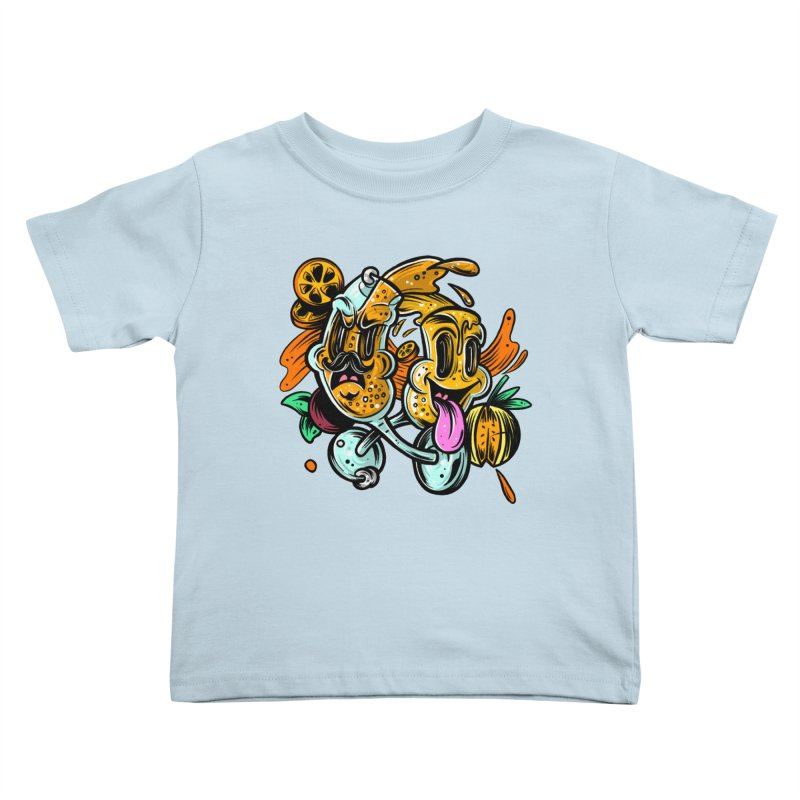 Mimos Kids Toddler T-Shirt by RevengeLover's Corner of the Web