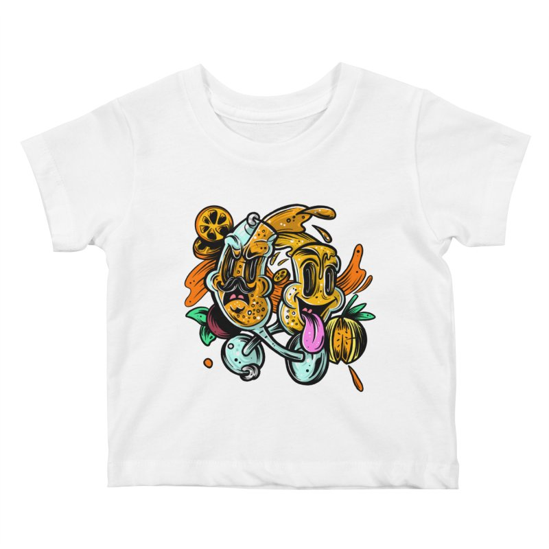 Mimos Kids Baby T-Shirt by RevengeLover's Corner of the Web
