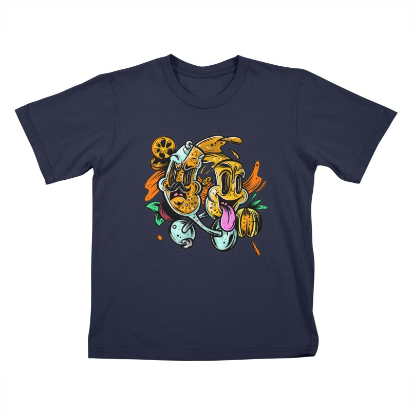 Mimos Kids T-Shirt by RevengeLover's Corner of the Web