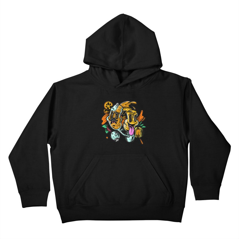 Mimos Kids Pullover Hoody by RevengeLover's Corner of the Web
