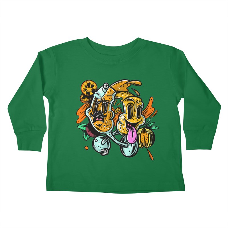 Mimos Kids Toddler Longsleeve T-Shirt by RevengeLover's Corner of the Web