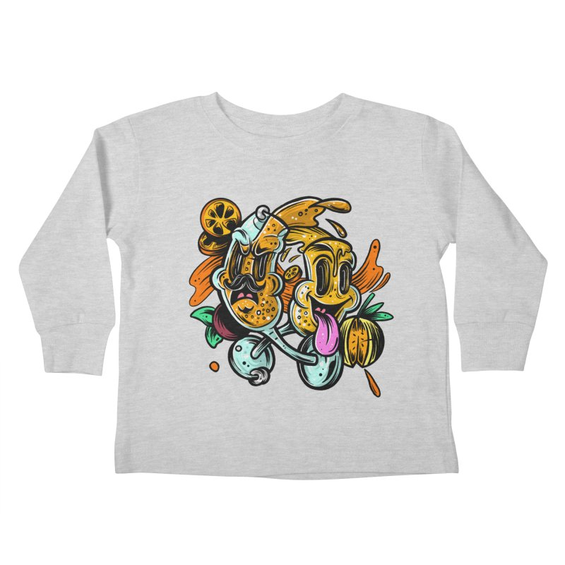Mimos Kids Toddler Longsleeve T-Shirt by RevengeLover's Corner of the Web