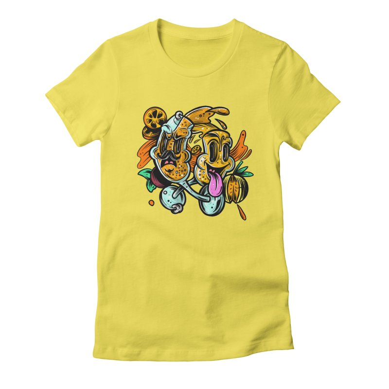 Mimos Women's Fitted T-Shirt by RevengeLover's Corner of the Web