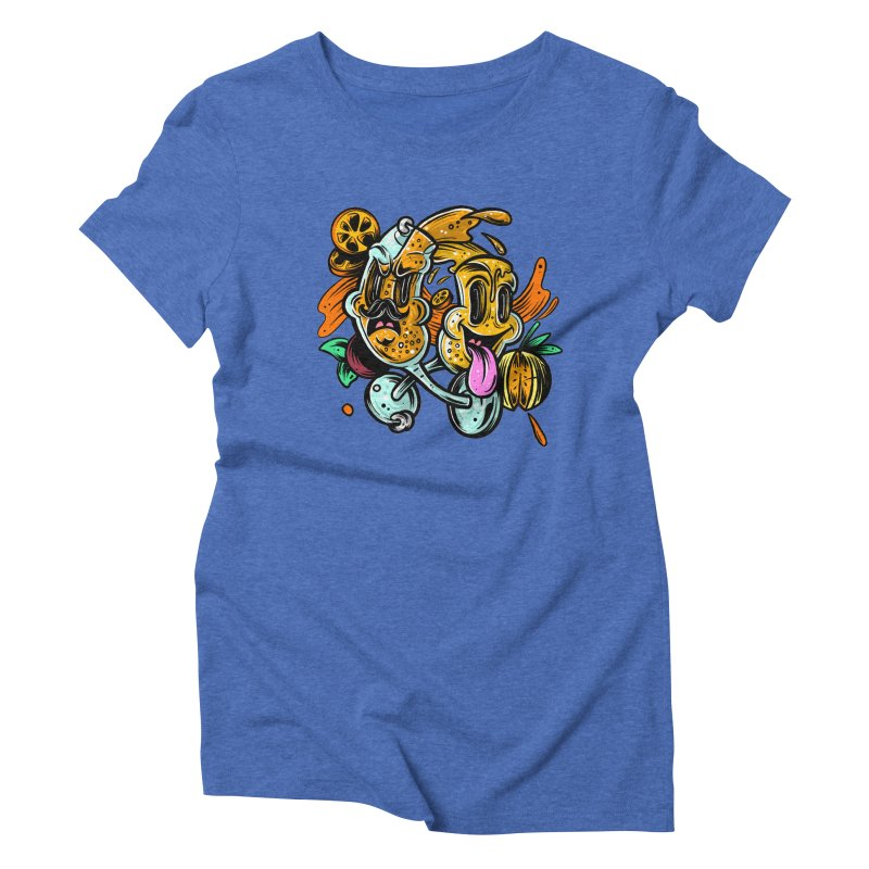 Mimos Women's Triblend T-Shirt by RevengeLover's Corner of the Web