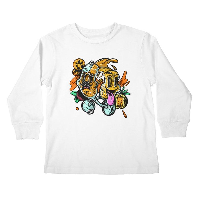 Mimos Kids Longsleeve T-Shirt by RevengeLover's Corner of the Web