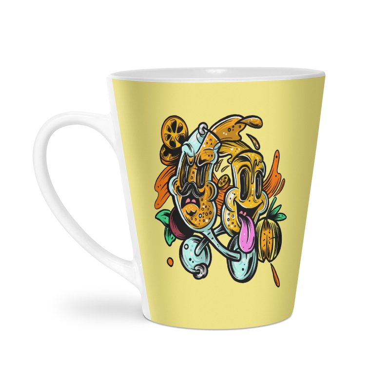 Mimos Accessories Latte Mug by RevengeLover's Corner of the Web
