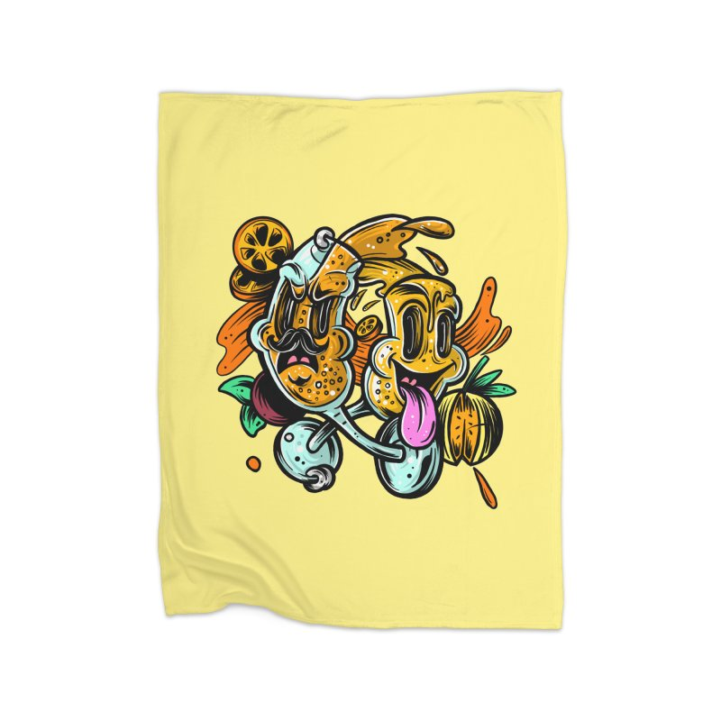 Mimos Home Fleece Blanket Blanket by RevengeLover's Corner of the Web