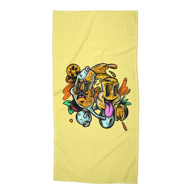 Mimos Accessories Beach Towel by RevengeLover's Corner of the Web