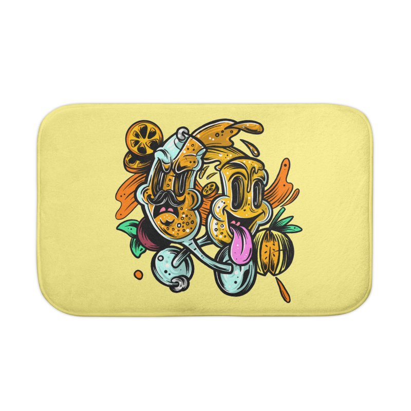 Mimos Home Bath Mat by RevengeLover's Corner of the Web