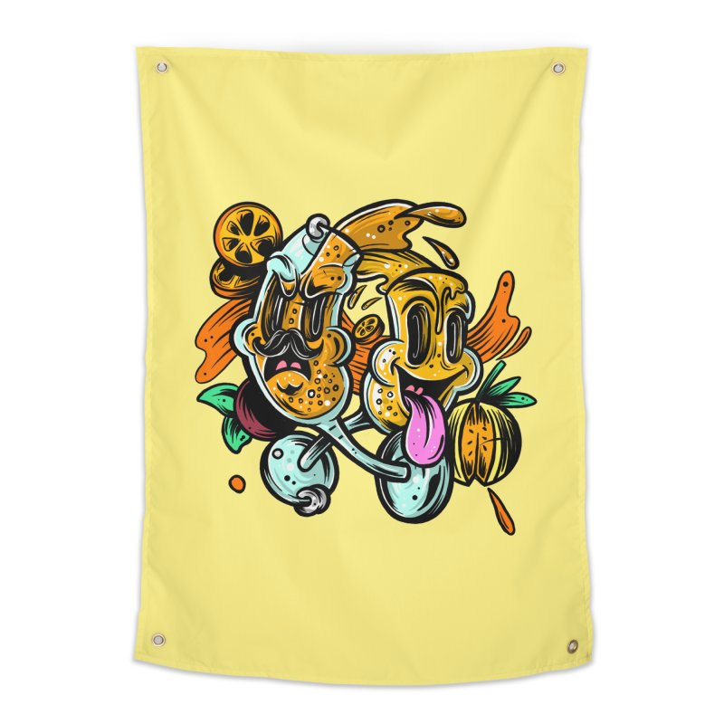 Mimos Home Tapestry by RevengeLover's Corner of the Web