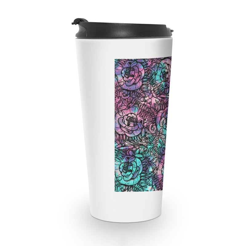 Backyard Mystery Accessories Travel Mug by RevengeLover's Corner of the Web