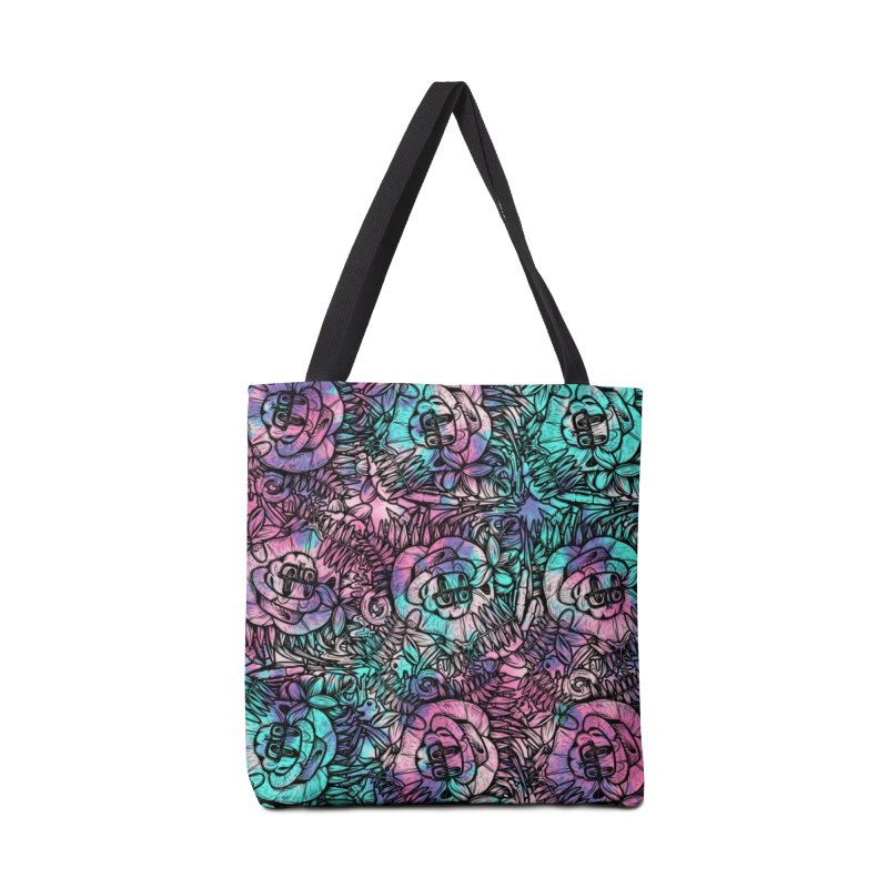 Backyard Mystery Accessories Tote Bag Bag by RevengeLover's Corner of the Web
