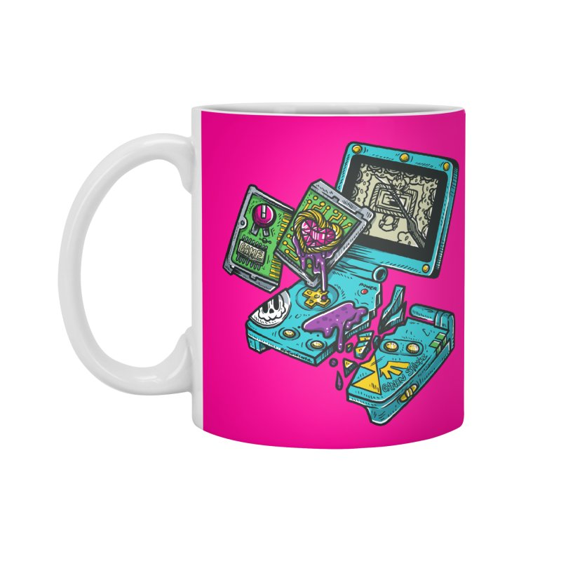 Broken SP Accessories Standard Mug by RevengeLover's Corner of the Web