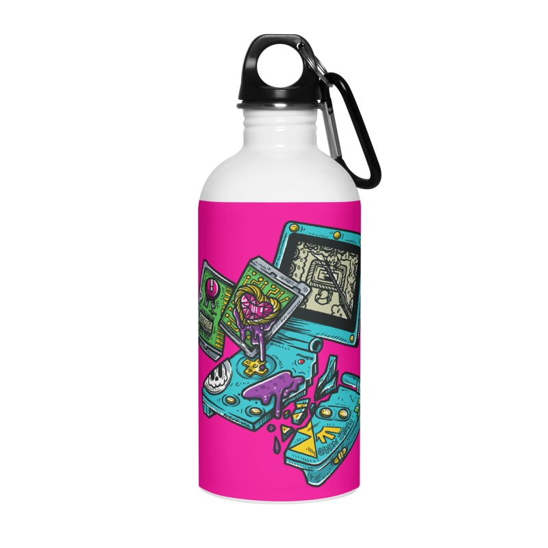 Broken SP Accessories Water Bottle by RevengeLover's Corner of the Web