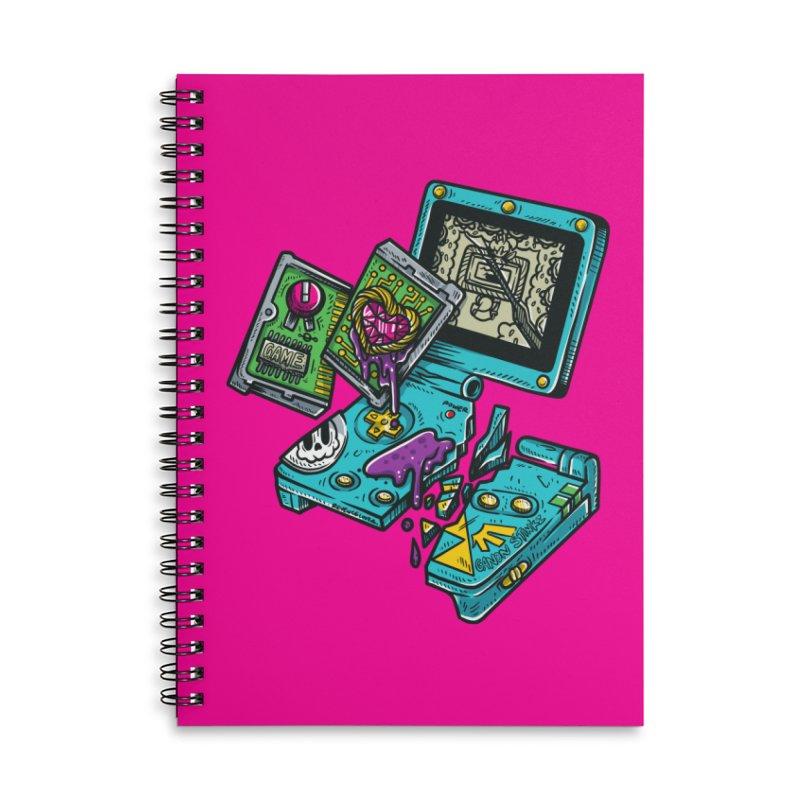 Broken SP Accessories Notebook by RevengeLover's Corner of the Web