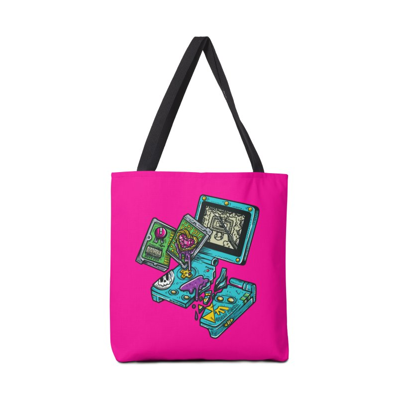 Broken SP Accessories Tote Bag Bag by RevengeLover's Corner of the Web