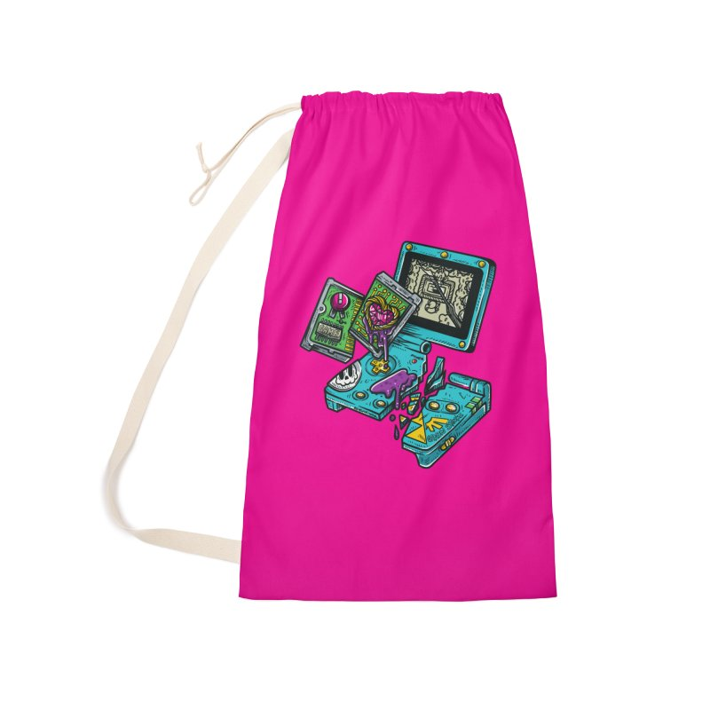 Broken SP Accessories Laundry Bag Bag by RevengeLover's Corner of the Web