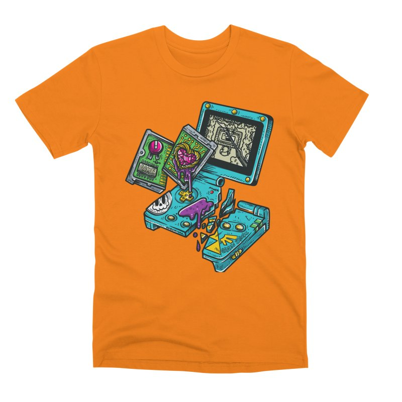 Broken SP Men's T-Shirt by RevengeLover's Corner of the Web