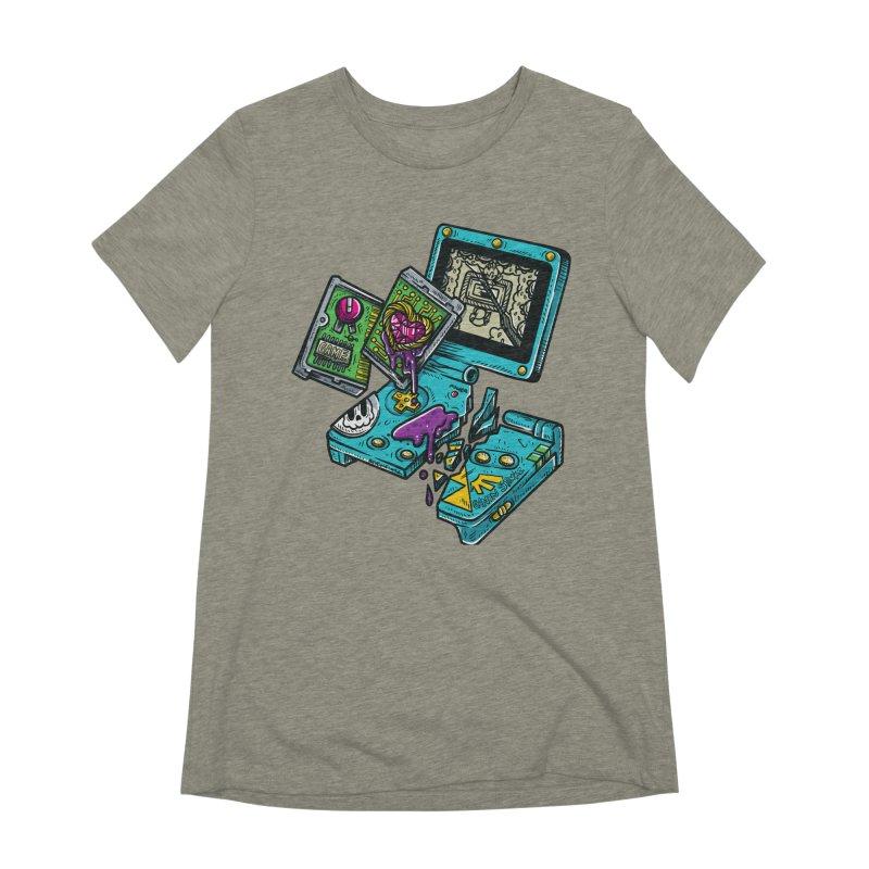 Broken SP Women's Extra Soft T-Shirt by RevengeLover's Corner of the Web