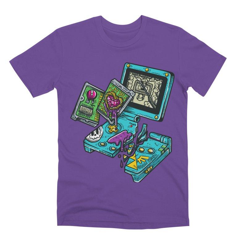 Broken SP Men's Premium T-Shirt by RevengeLover's Corner of the Web