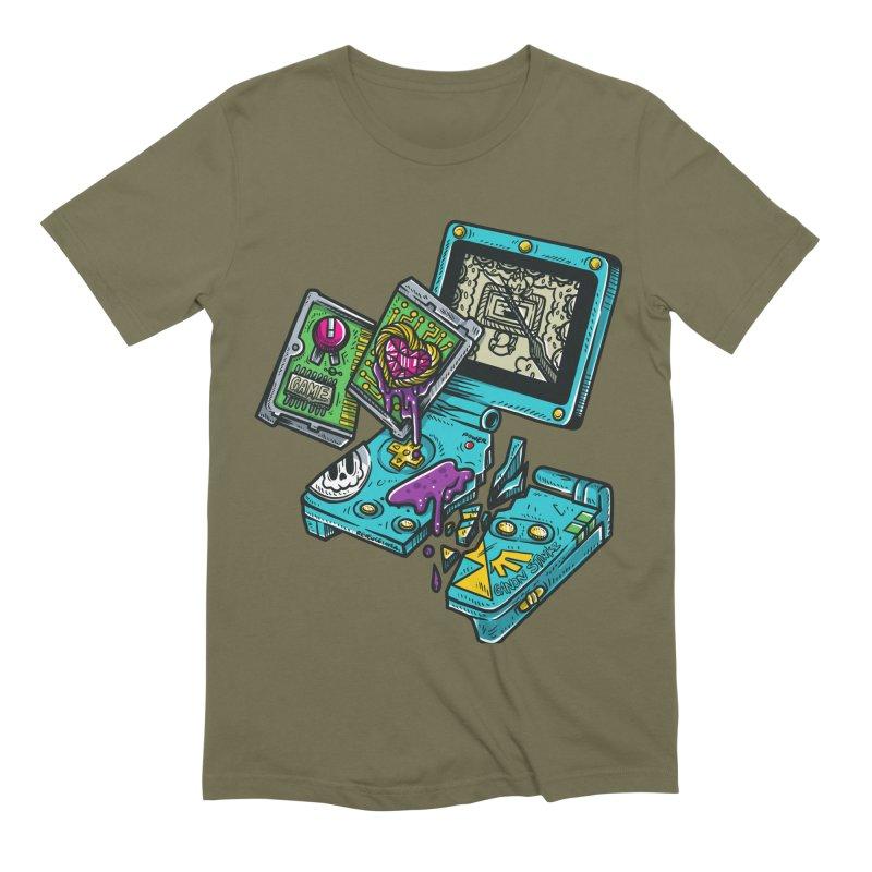 Broken SP Men's Extra Soft T-Shirt by RevengeLover's Corner of the Web