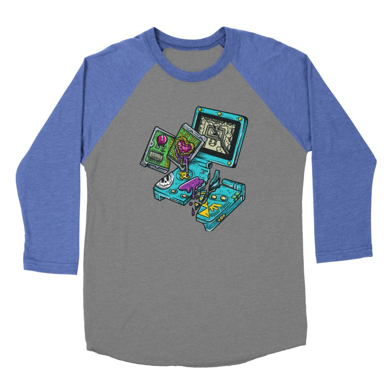 Broken SP Women's Baseball Triblend Longsleeve T-Shirt by RevengeLover's Corner of the Web