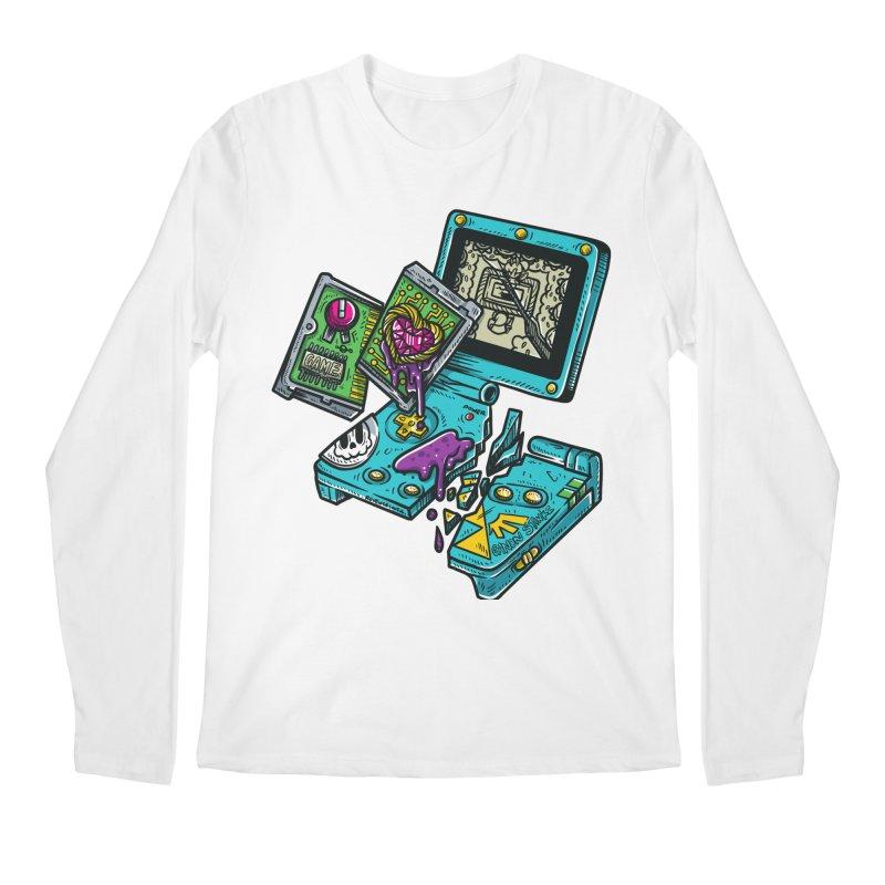 Broken SP Men's Regular Longsleeve T-Shirt by RevengeLover's Corner of the Web
