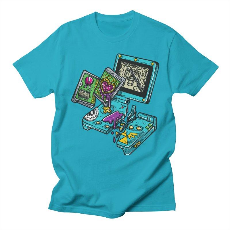 Broken SP Men's Regular T-Shirt by RevengeLover's Corner of the Web