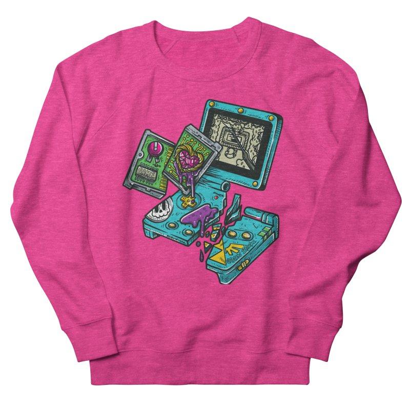 Broken SP Women's French Terry Sweatshirt by RevengeLover's Corner of the Web