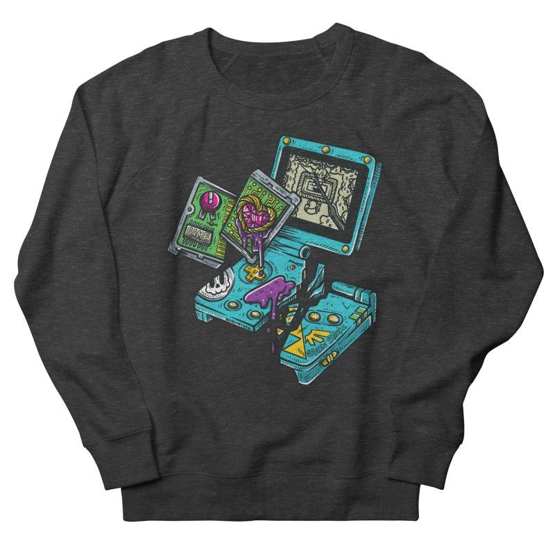 Broken SP Men's French Terry Sweatshirt by RevengeLover's Corner of the Web